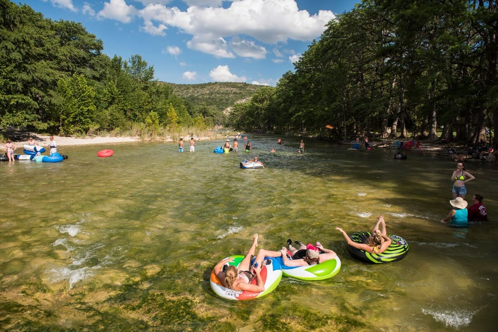 Texas Hill Country River Region