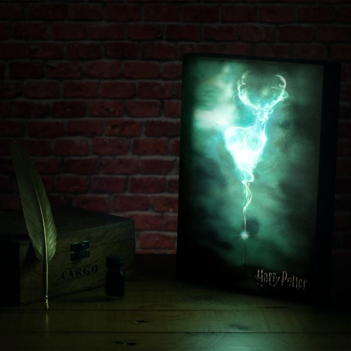 Harry Potter Expecto Patronum Luminart