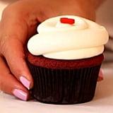 Georgetown Cupcake's Red Velvet Cupcakes