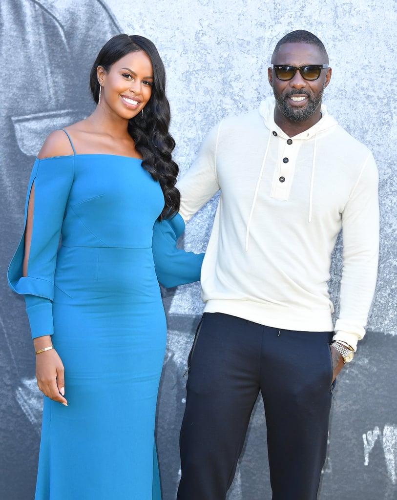 People: Idris Elba révèle pourquoi il aime sa fiancée, Sabrina Dowhre