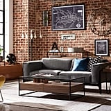 Rivet King Street Industrial Floating Storage Coffee Table