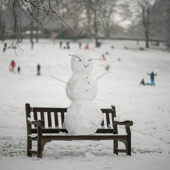 Twitter Reactions Snow in the UK