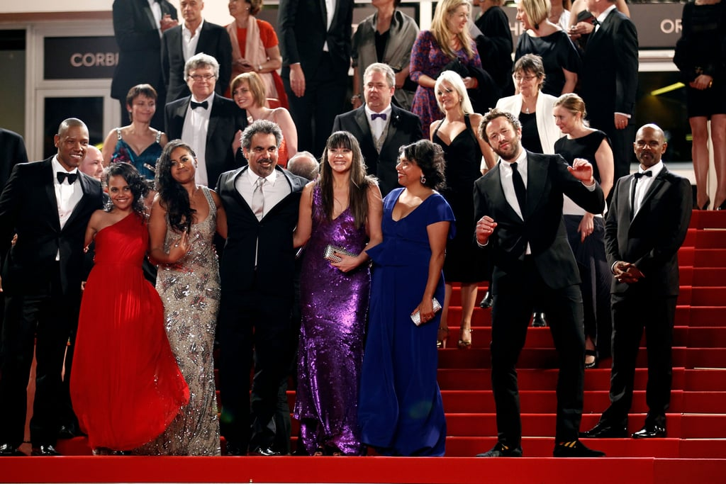 Aussie Stars Jessica Mauboy And Deborah Mailman Hit The Red Carpet At Cannes For The Sapphires