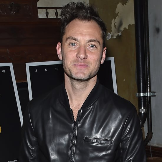 Jude Law's Ex-Girlfriend Catherine Harding Gives Birth