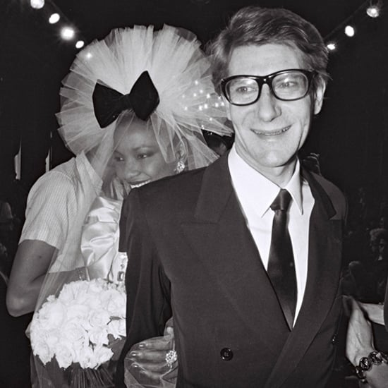 Yves Saint Laurent Like You've Never Seen Him Before
