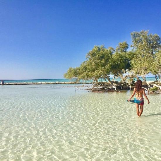 أروع الشواطئ في الشرق الأوسط 2018