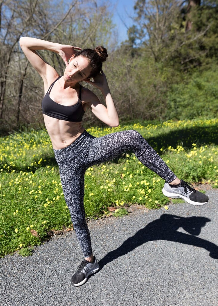 Do This Full-Body Pilates Tone Up in 4 Minutes