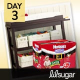 15 Days of Holiday Giveaways, Day 3: Win a $1,300 Prize Package From Huggies