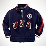 Ralph Lauren Team USA Track Jacket ($70)