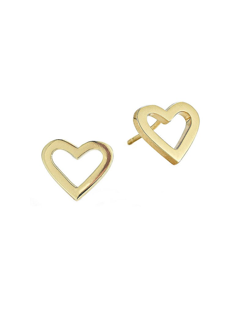 For me, the one that got away wasn't human — it was a simple heart earring, similar to these Roberto Coin 18K Yellow Gold Heart Studs ($300). The intact pair is the perfect wear-every-day replacement and is definitely my idea of a great Valentine's Day gift (*hint hint*).  — SS