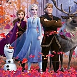 Ravensburger Disney Frozen 2 - Magic of The Forest Jigsaw Puzzle