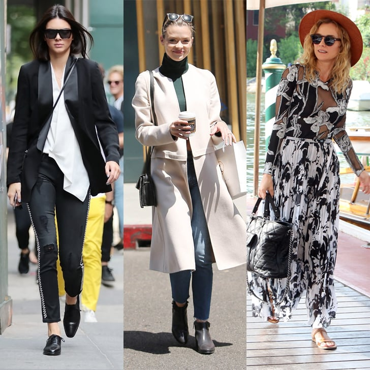 10 Celebrity Looks Perfect For That Summer-to-Autumn Transition