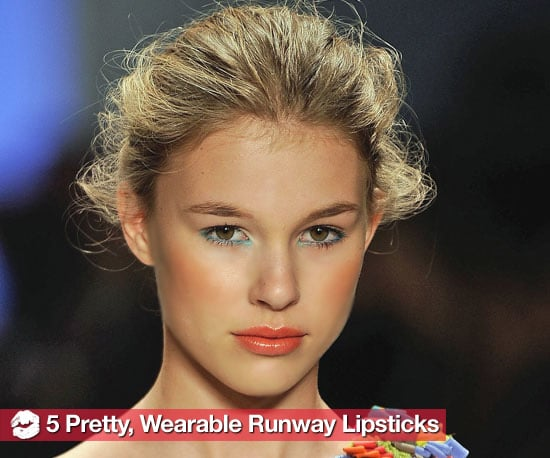 Lipstick Trends For Spring 2010