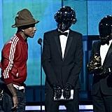 When Pharrell Williams Spoke For Daft Punk