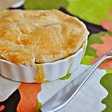 Thanksgiving Leftovers Pot Pie