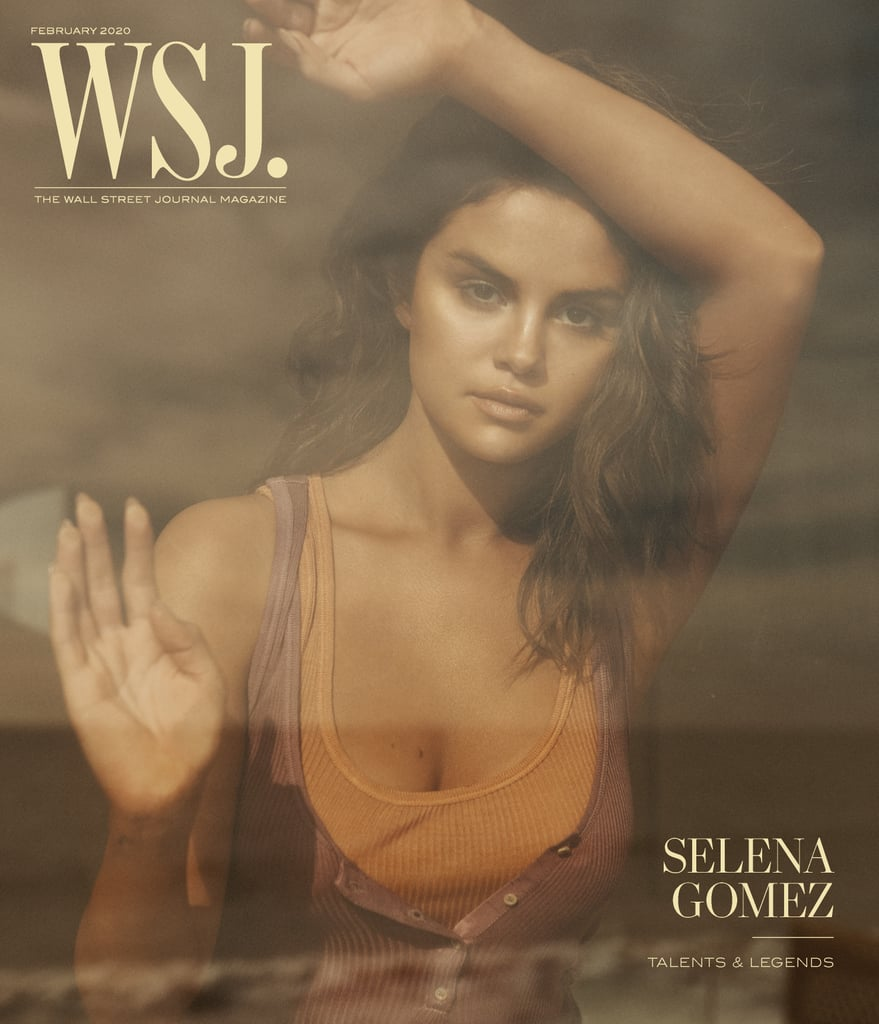 Selena Gomez's Double Tank Top on WSJ. Magazine