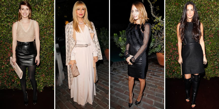 Nicole Richie at Ferragamo Dinner in LA | Pictures