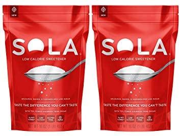Sola 2-Pack Sweetener