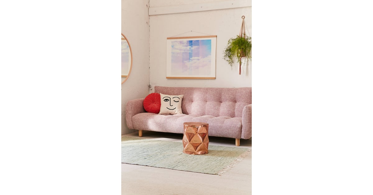 Urban outfitters winslow sleeper sofa best pink couches for Urban sofa deutschland