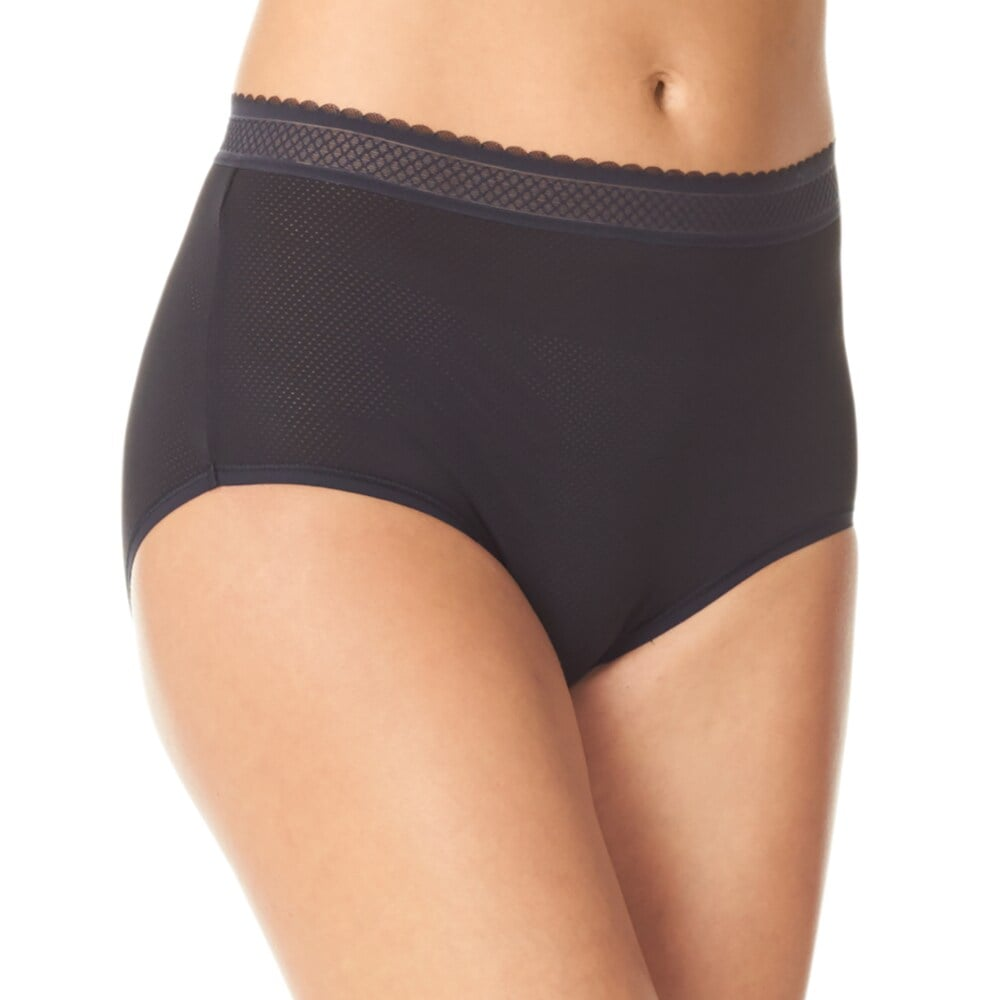 Warner's Breathe Freely High-Cut Underwear