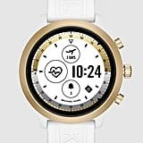 Mikael Kors MKGO White Smartwatch ($499)