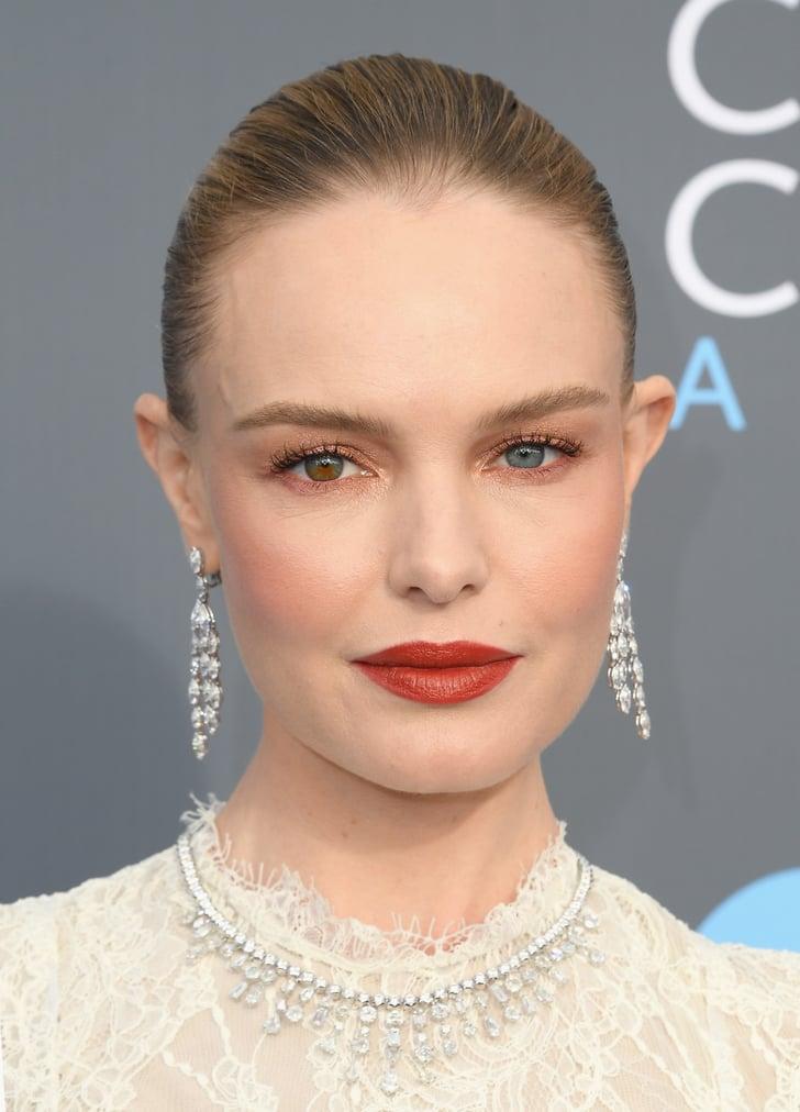 Kate Bosworth S Makeup At Critics Choice Awards 2018