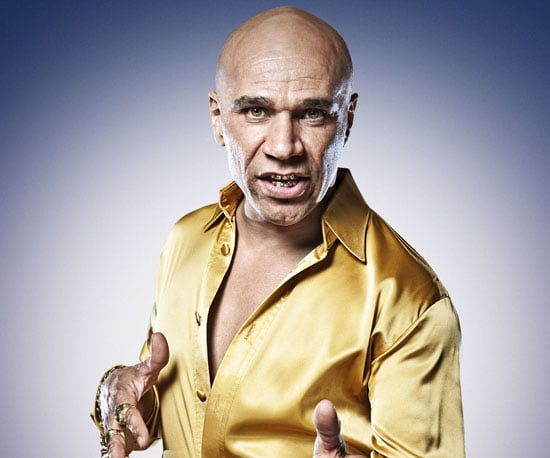 Pictures of Goldie Who Is the First to Leave Strictly Come Dancing