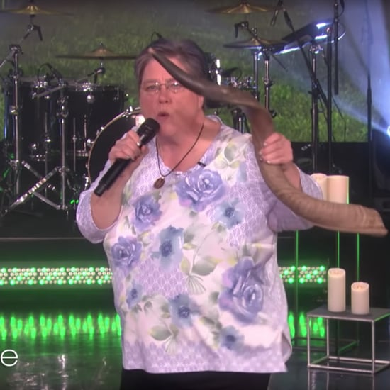 Mary Halsey on The Ellen DeGeneres Show Jan. 2019 Videos
