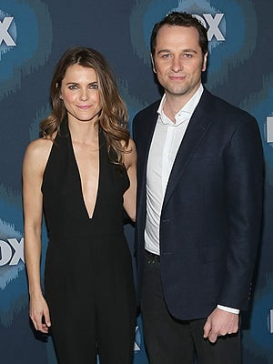 WATCH: Keri Russell Reveals Name and Sex of Her First Child with Matthew Rhys - and Says the Baby Is Doing 'So Good'