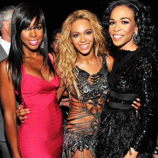 "Michelle Williams's ""Say Yes"" Music Video With Beyonce"