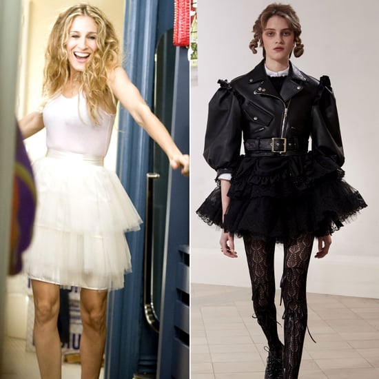 Autumn 2021 Fashion Trends: The Return of the Tulle Skirt