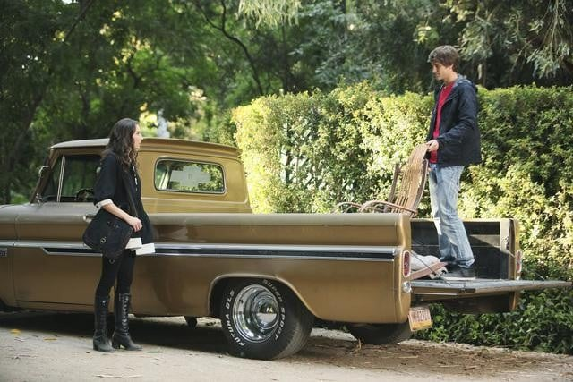 pretty tiny pickup truck. Toby s Truck  Objects That Could Have Been A on Pretty Little Liars