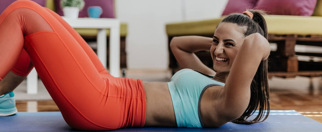 Ab Workouts on Instagram