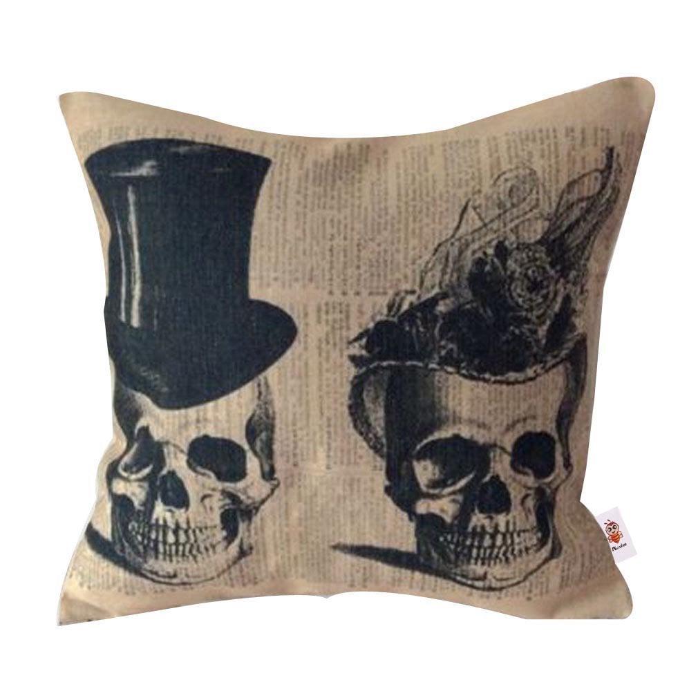 Nunubee Linen Cotton Cushion Cover