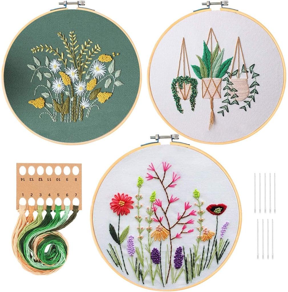 HaiMay Embroidery Starter Set