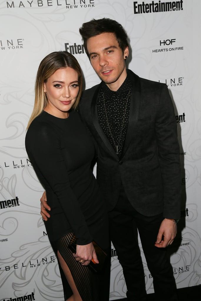 Hilary Duff and Matthew Koma