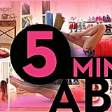 Blogilates 5-Minute Abs