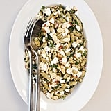 Pasta With Nettles, Almonds, and Feta