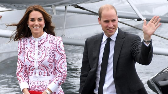 Kate Middleton Looks Flawless Boarding Sea Plane to Vancouver With Prince William