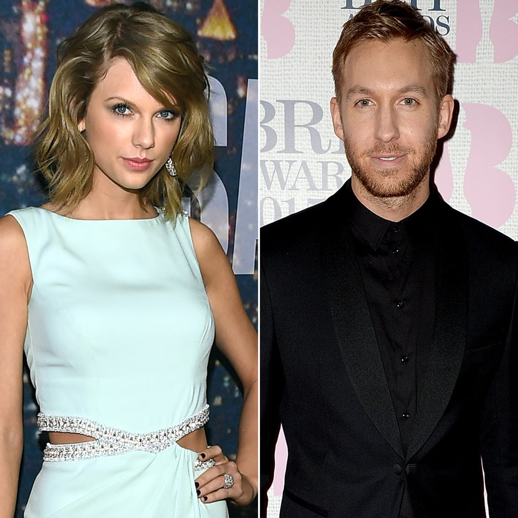Taylor Swift and Calvin Harris in Nashville March 2015