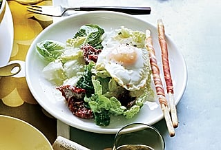 Fast & Easy Dinner: Fried-Egg Caesar Salad | POPSUGAR Food