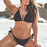 Ashley Graham x Swimsuits For All Icon Black Triangle Bikini