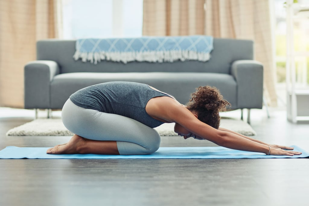 Take 10 Minutes to Chill Before Bed With This Relaxing Yoga Sequence