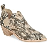Dolce Vita Shep Perforated Booties