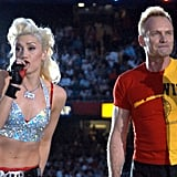 No Doubt and Sting