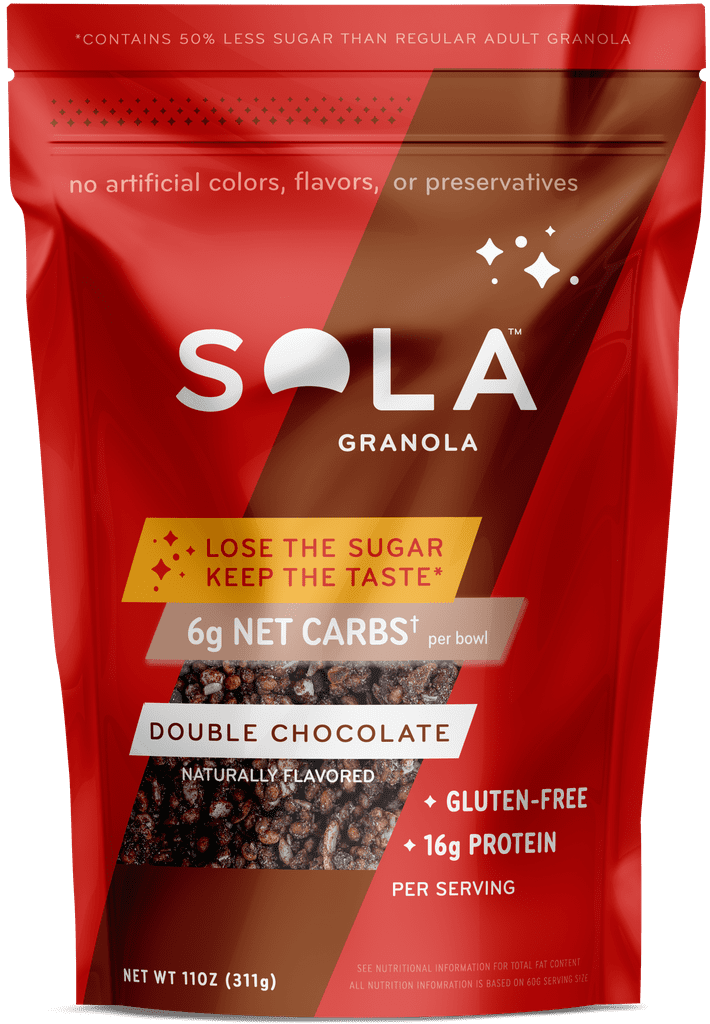 Sola Double Chocolate Granola