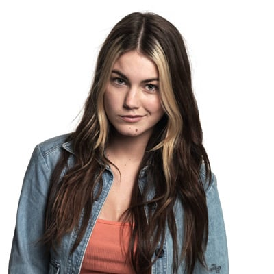 Interview With Puberty Blues Star Charlotte Best on Playing a Mean Girl and Filming Racy Scenes