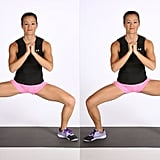 Use a Sumo Squat to Isolate Your Calves