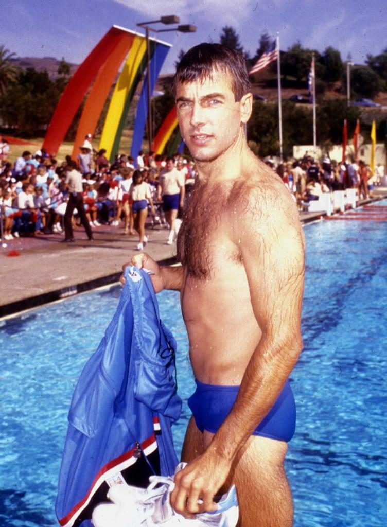 Mark Harmon, 1986