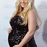 Jessica Simpson got her mom card with the May birth of Maxwell Drew.